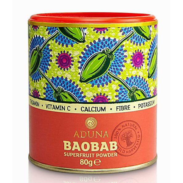 Aduna Baobab Superfruit Powder 80g Vitamine C
