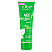 Alba Botanica Very Emollient Shave Cream -  Aloe Mint