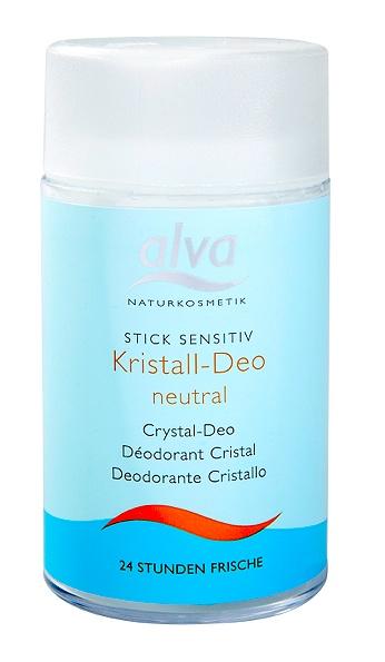 Alva Crystal Deodorant Sensitive Stick