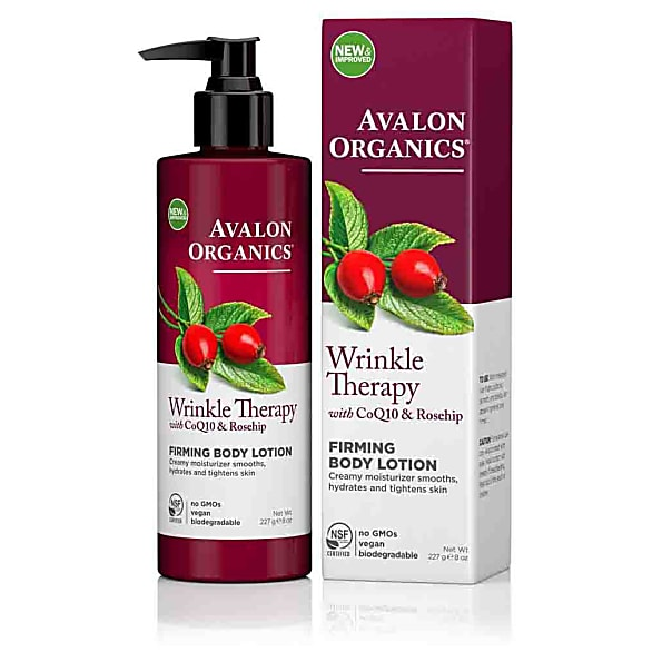 Avalon Organics CoQ10 Ultimate Firming Bodylotion