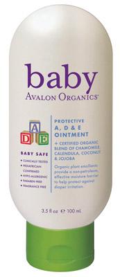 Avalon Organics Baby Beschermende A, D & E Balsem