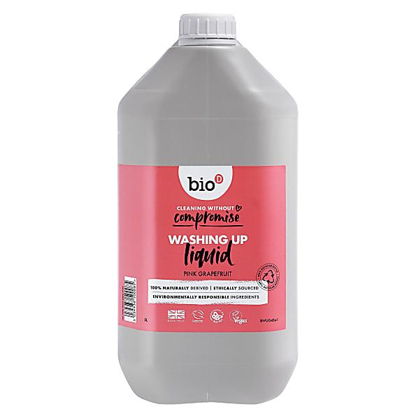 Bio-D Afwasmiddel Grapefruit - 5L