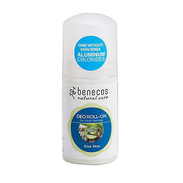 Benecos Deo Roll-On - Aloe Vera