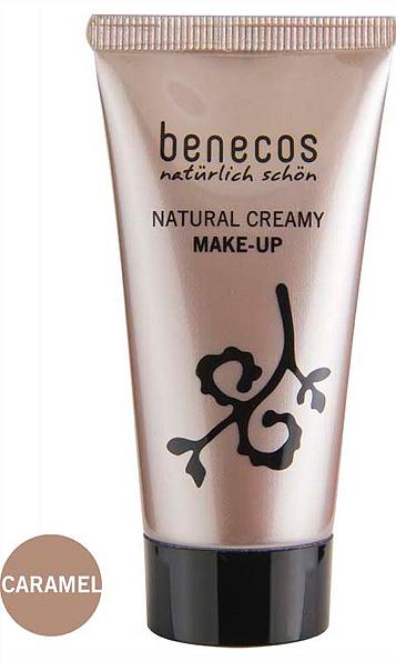 Benecos Natural Creamy Foundation caramel