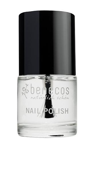 Benecos Natural Nagellak 24 kleuren crystal