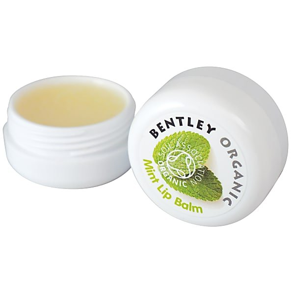 Bentley Organic Lippenbalsem met Munt
