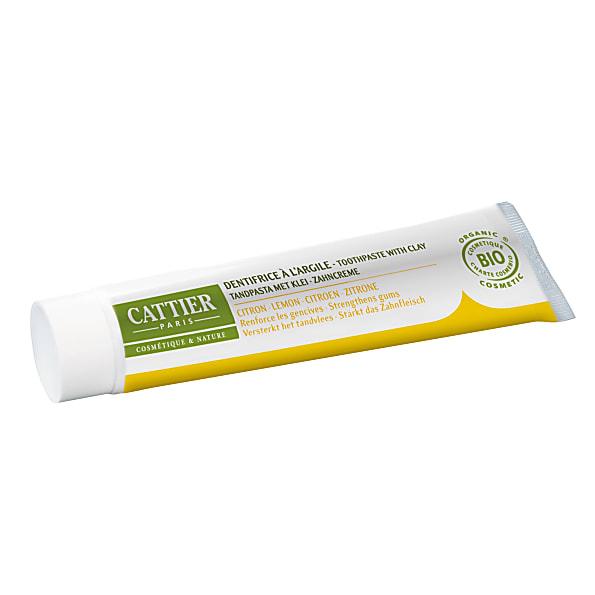 Cattier-Paris Tandpasta Citrus - Ontstoken en geïrriteerd tandvlees