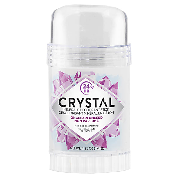 Crystal Body Deodorant Stick
