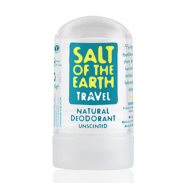 Crystal Spring Salt of the Earth Classic Natural Deodorant Reisformaat