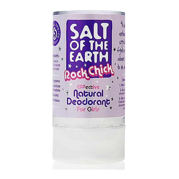Crystal Spring Rock Chick Natural Deodorant voor meiden 6+