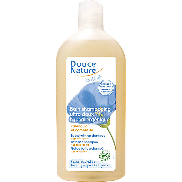 douce-nature-bad-shampoo-baby-300ml