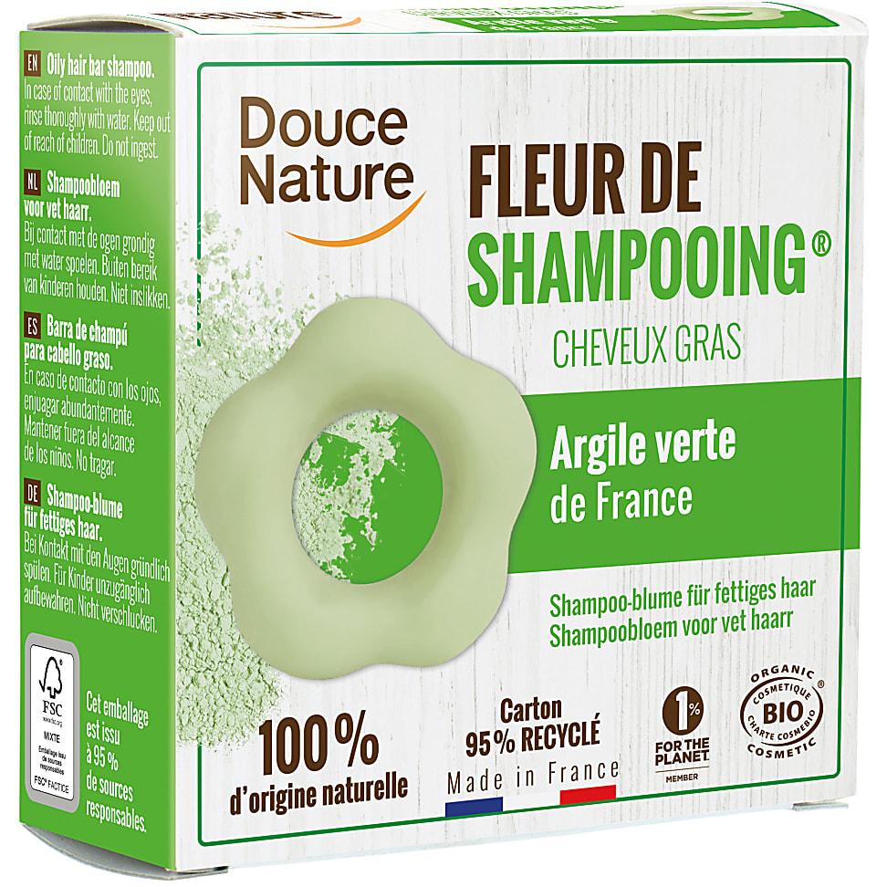 Douce Nature - Fleur de shampooing - Vet haar