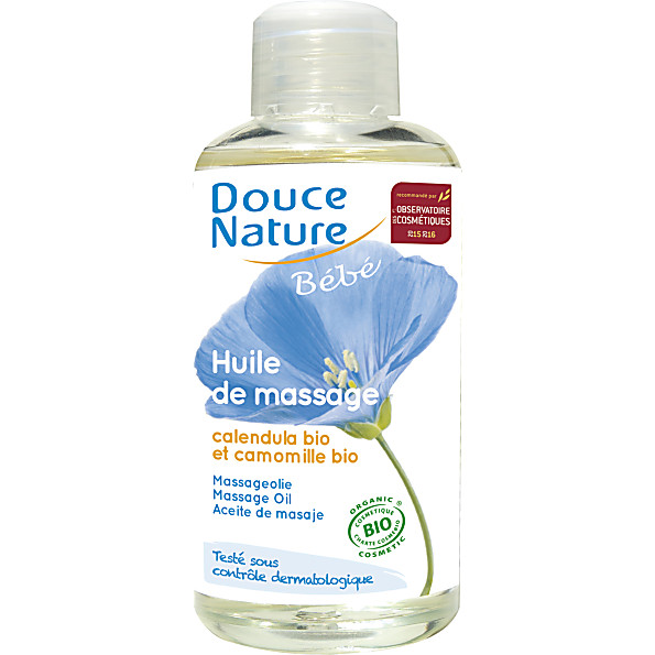 Douce Nature - Massageolie Baby