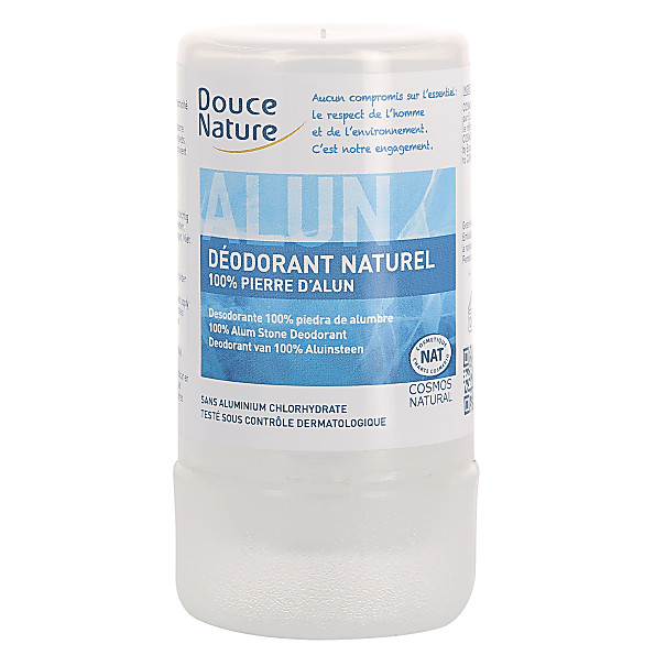 Douce Nature - Deodorant Aluinsteen 120 g