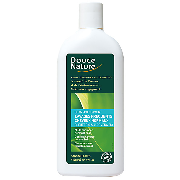 Douce Nature - Shampoo Mild- 200ml Bosbes