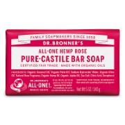 Dr. Bronner's Rose Organic Soap Bar Monster
