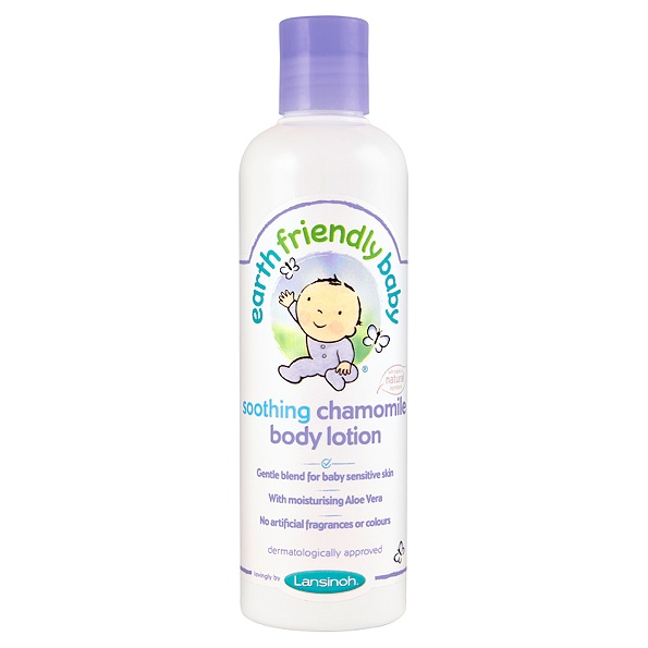 Earth Friendly Baby Body Lotion Kamille
