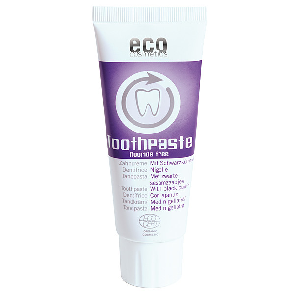 Eco Cosmetics Tandpasta zonder fluor
