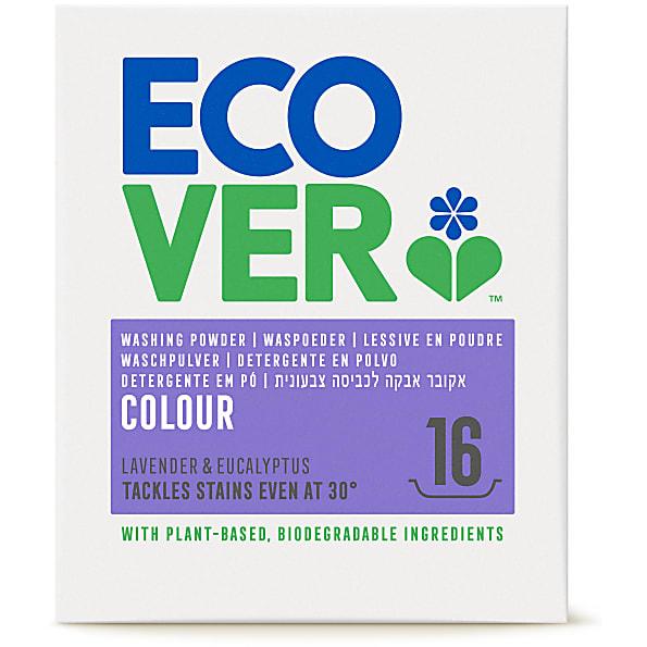 Ecover Waspoeder Color 1,2KG 16 wasbeurten