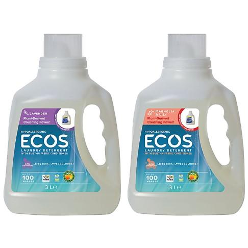 ECOS Earth Friendly Vloeibaar Wasmiddel (100 wasbeurten)