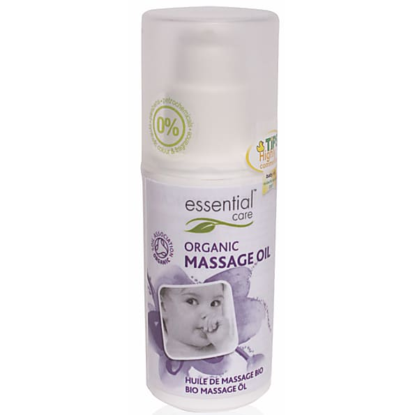 Essential Care Baby Organic Massage Oil