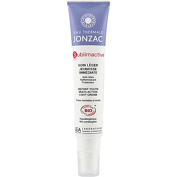 Jonzac Sublimactive Cr Verzorg.jeugdigh.tbe P.40ml