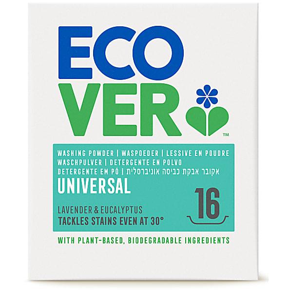 Ecover Waspoeder Universal 1,2KG 16 wasbeurten