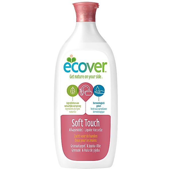 Ecover Afwasmiddel Granaatappel Soft Touch 750 ml