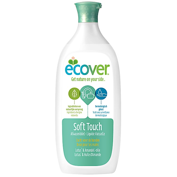 Ecover Afwasmiddel Lotus Soft Touch 750ml