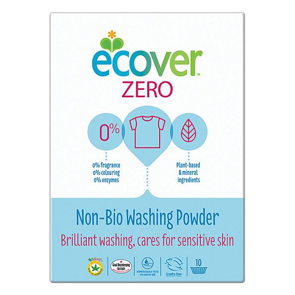 Ecover ZERO - Waspoeder 10 wasbeurten