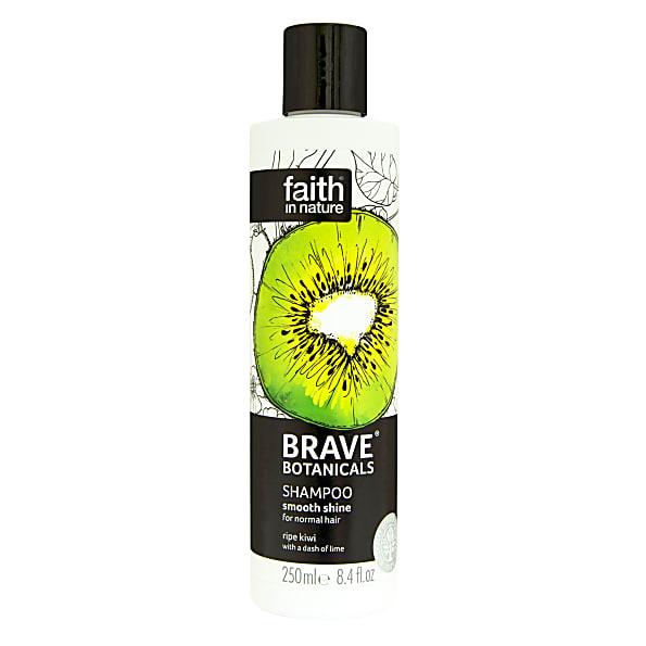 Faith in Nature Brave Botanicals Smooth Shine Shampoo