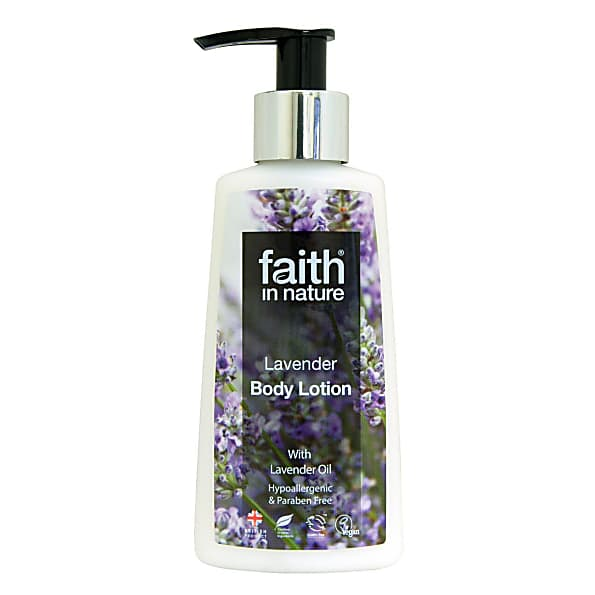 Faith in Nature Lavender Body Lotion