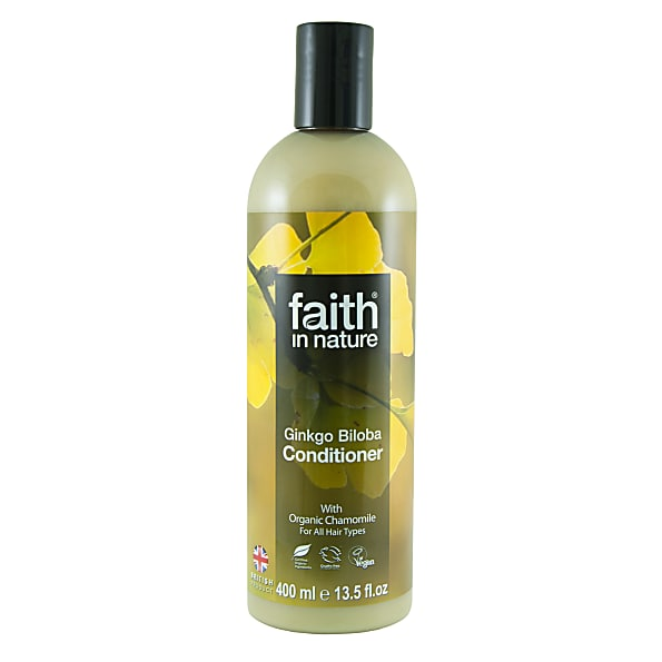 Faith in Nature Ginkgo Biloba Conditioner blond en fijn haar