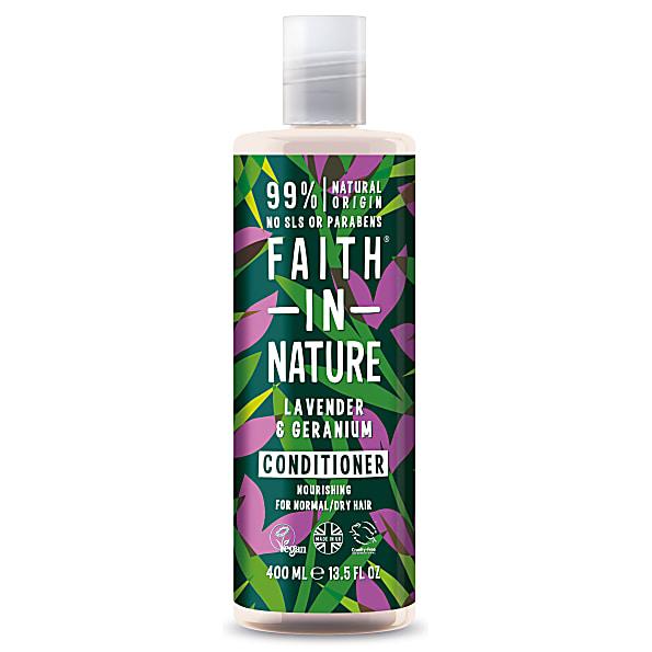 Faith in Nature Lavendel & Geranium Conditioner normaal tot droog ...