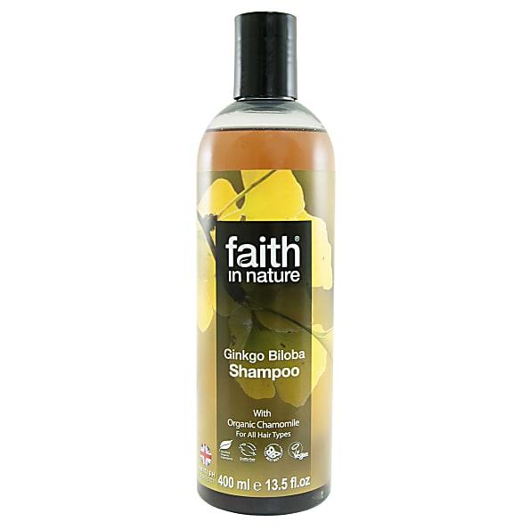 Faith in Nature Ginkgo Biloba Shampoo blond en fijn haar