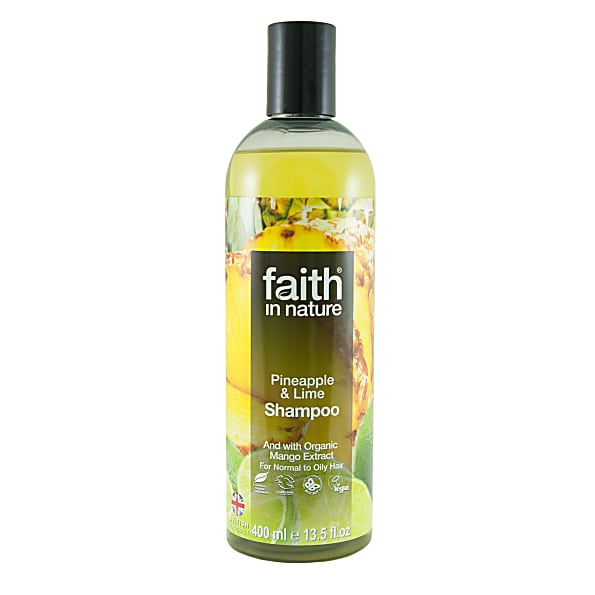 Faith in Nature Ananas & Limoen Shampoo