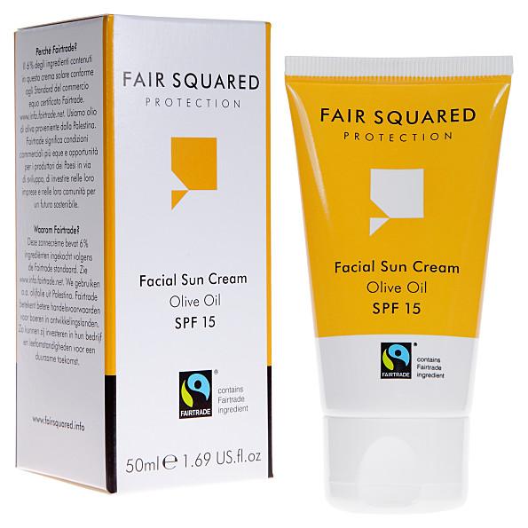Fair Squared Sun Cream 15SPF 50 ml