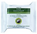 Inecto Pure Coconut Daily Cleansing Wipes