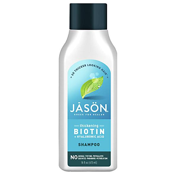 Jason Organic Biotin Shampoo beschadigd haar