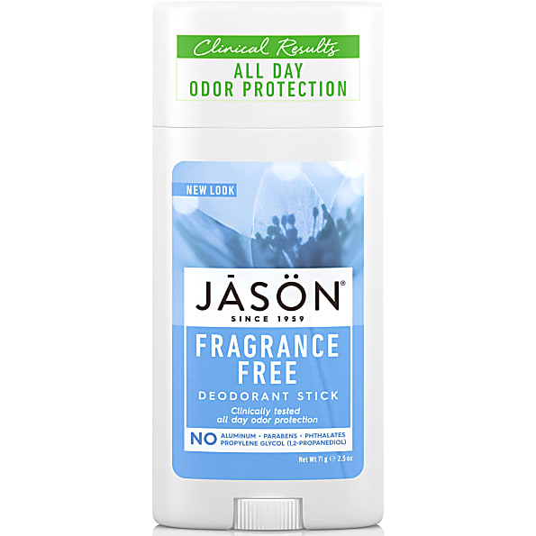 Jason Fragrance Free Deodorant