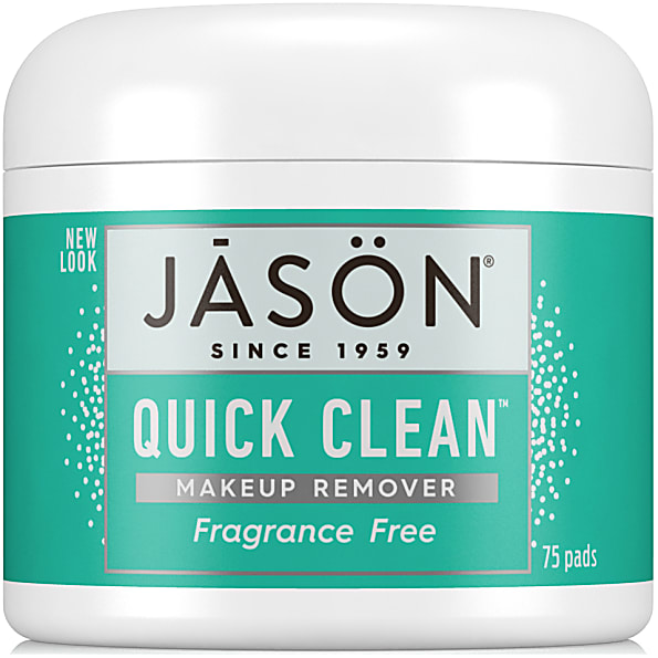 Jason Quick Clean Make-up Remover Pads 75 pads