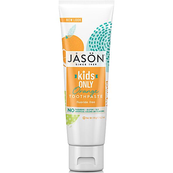 Jason Kids Only Tandpasta Sinaasappel