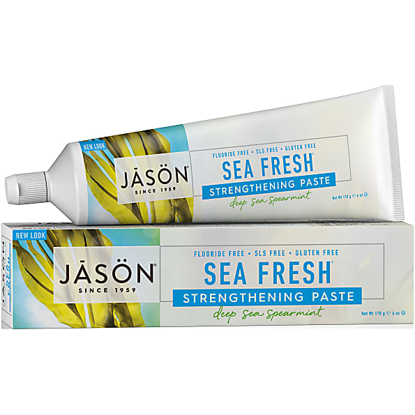 Jason Tandpasta Sea Fresh 170g