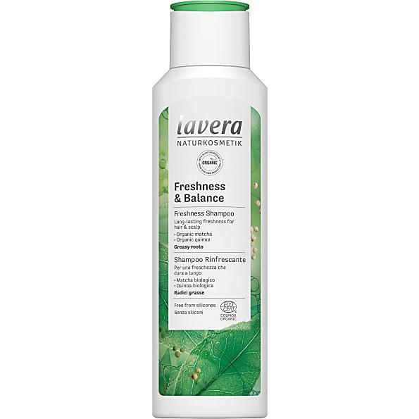 Lavera Citroenmelk Shampoo vet haar