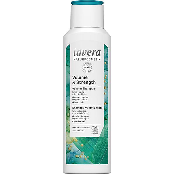 Lavera Shampoo Volume & Kracht fijn haar