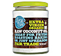 Lucy Bee Extra Virgin Organic Raw Fair Trade Kokosnootolie (500ml)