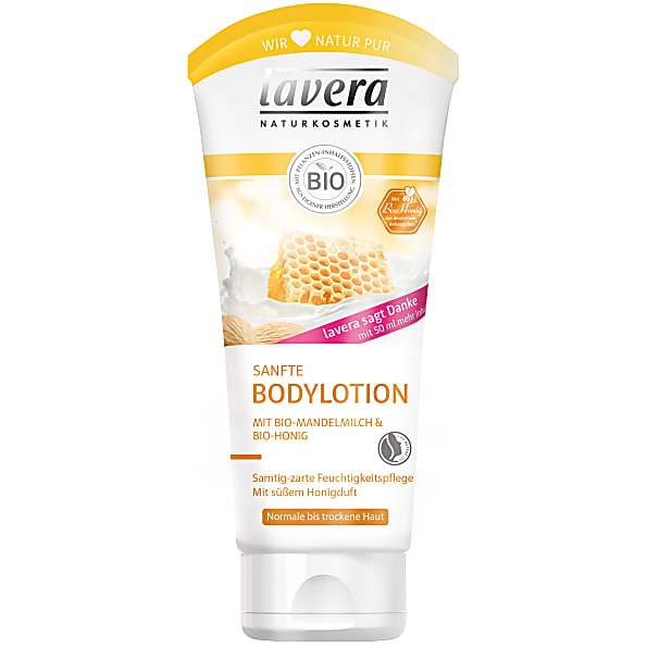 Lavera Body Spa: Honey Moments Bodylotion