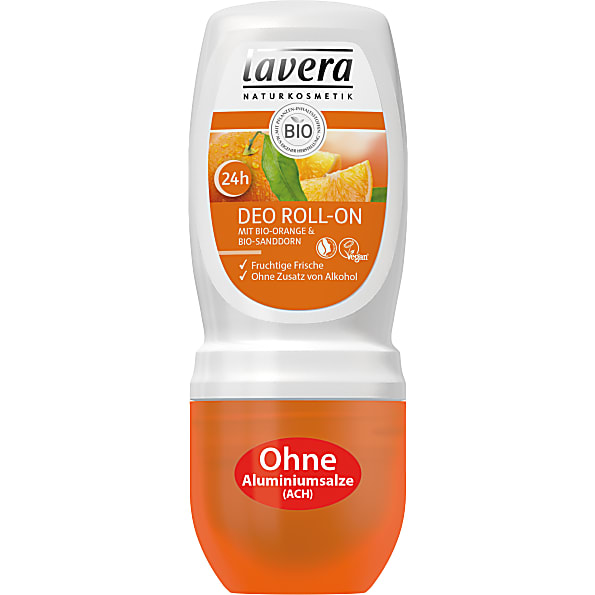 Lavera Body Spa: Orange Feeling Deodorantroller