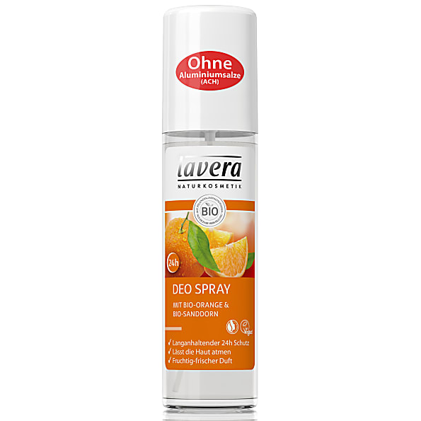 Lavera Body Spa: Orange Feeling Deodorantspray