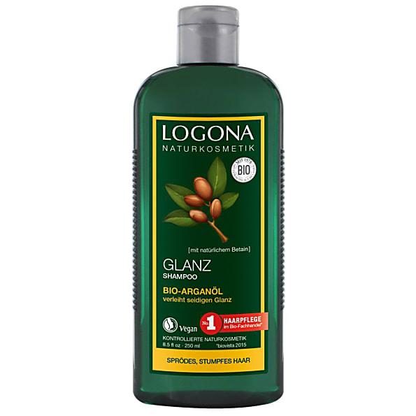 Logona Shampoo Glans broos & beschadigd haar